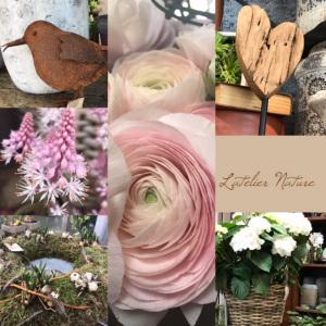 L'atelier Nature, fleuriste à Sablé-sur-Sarthe